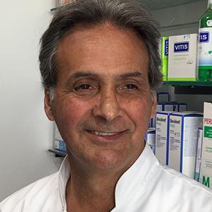 Juan Antonio Payán Farmacéutico en Rincón de la Victoria
